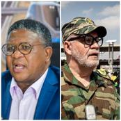 'You're A Thug' - Fikile Mbalula Hits Back At Carl Niehaus