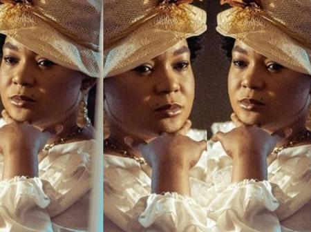 Fred Leonard, Nonso Adaobi And Others React To Rachael Okonkwo's New Photos From A Movie Scene