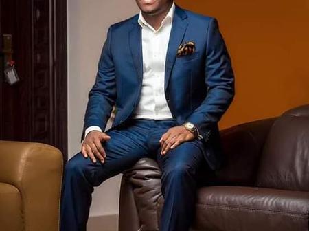 Sammy Gyamfi releases sensational photos to commemorate his birthday