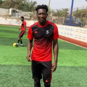 The fans are playing a huge part in my career -Mohammed Ayabah