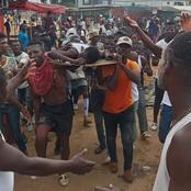 Violentes manifestations à Bonoua. Bilan:un décès et des blessés. Le point des villes de l'interieur