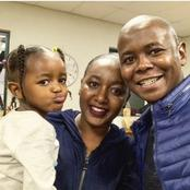 Mzansi Left Off Gut After Thabo Maputla's Real Wife In Real Life