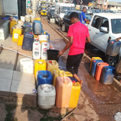 Enugu Residents Cry Out As Water Scarcity Worsens (Photos)