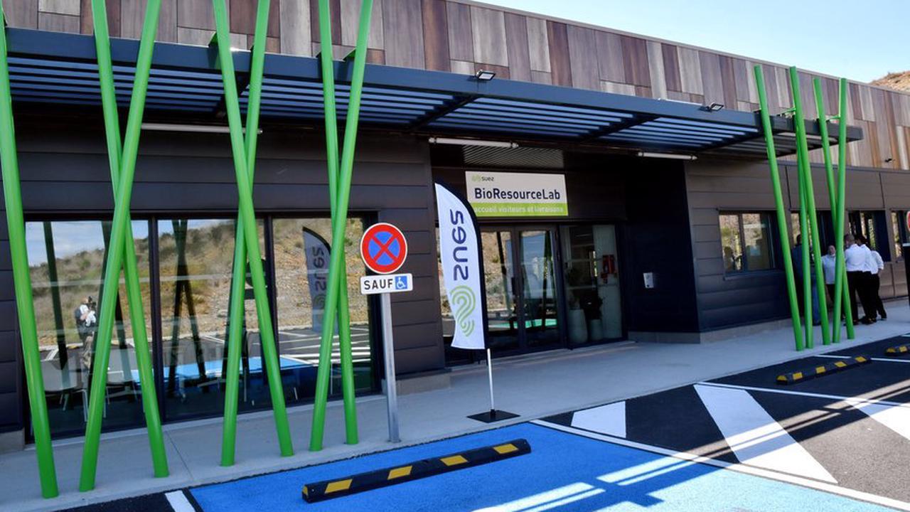Narbonne : Suez a inauguré son BioRessourceLab sur le site Ecopôle