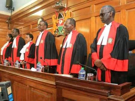 Who Will Be The Next Chief Justice? JSC In Search Of Maraga's Favourable Replacement