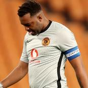 Kaizer Chiefs banned Khune from social media