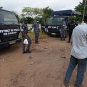Situation politique en Côte d'Ivoire : la ville de Dabou quadrillée par la police et l'armée