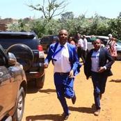 """Ignore The Propaganda!"" Irungu Kang'ata Reacts On a News Headline by Nairobi News"