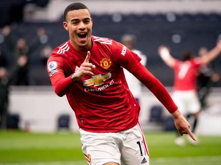 Greenwood joins Manchester United top 3 scorers before the age of 20