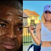 Itumeleng khune in tears of the death of his sister