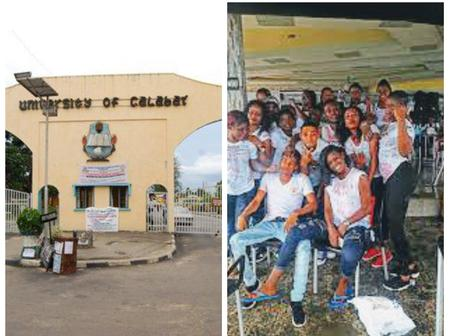 Mixed Reaction As Final Year Students Of The University Of Calabar Were Asked To Return To 200 Level