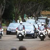 Security Concerns After A Man Breached President Uhuru's Security Team Into The State house