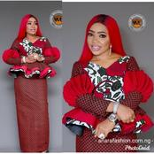Lovely Ankara Shirts And Peplum Blouse Designs You Can Rock To Church