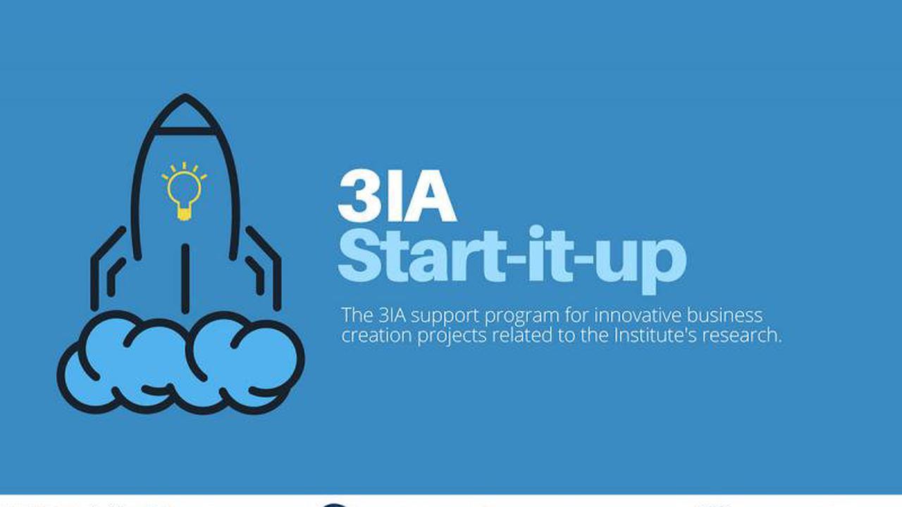Le 3IA Côte d'Azur lance un appel à projet pour les startups en intelligence artificielle