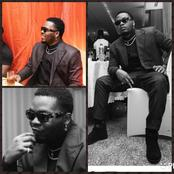 BadboyTimz, Poco lee,Qdot and others react as Olamide Baddo posts new pictures