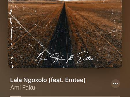 Lala Ngoxolo song by Ami Faku and Emtee gets South Africans emotional