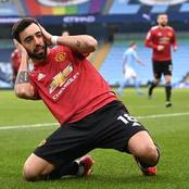 The hilarious moment you missed as Man Utd star Bruno Fernandes scored penalty at Man City