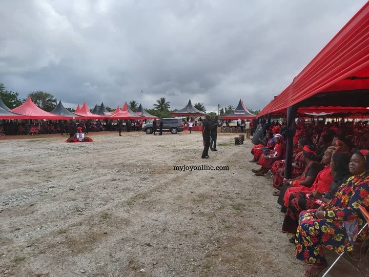 d996ffe0bf6811879349f6e9b0400cd8?quality=uhq&resize=720 - Exclusive & Rare Photos; Mourners Soaked In Tears As Hon Ekow Quansah Is Being Laid To Rest