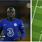 Kante starting: Chelsea's potential XI to face Porto based on weekend victory over Crystal Palace.