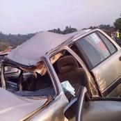 Gory Accident On Kumasi-Accra Highway, Many Lives Lost, Some In Critical Condition