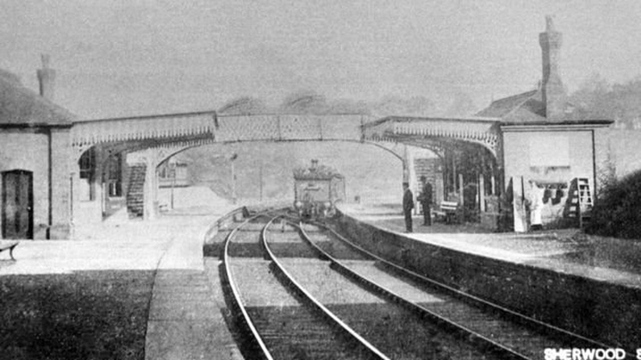 The railway stations Nottinghamshire has lost over the decades