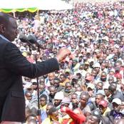 Ruto Distances Himself From Opposing BBI