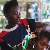 Lupita Nyong'o Reveals Her Favorite Pastime Is Braiding Hair