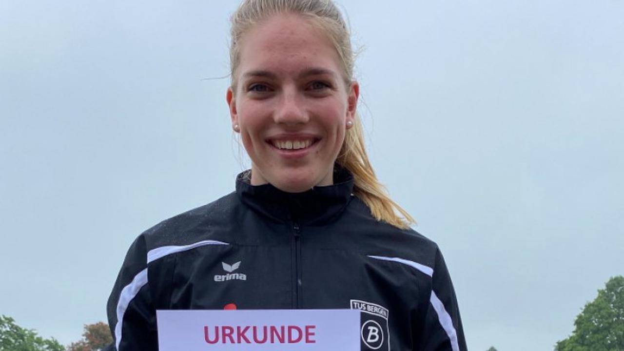 Marie Dehning für Europameisterschaft qualifiziert