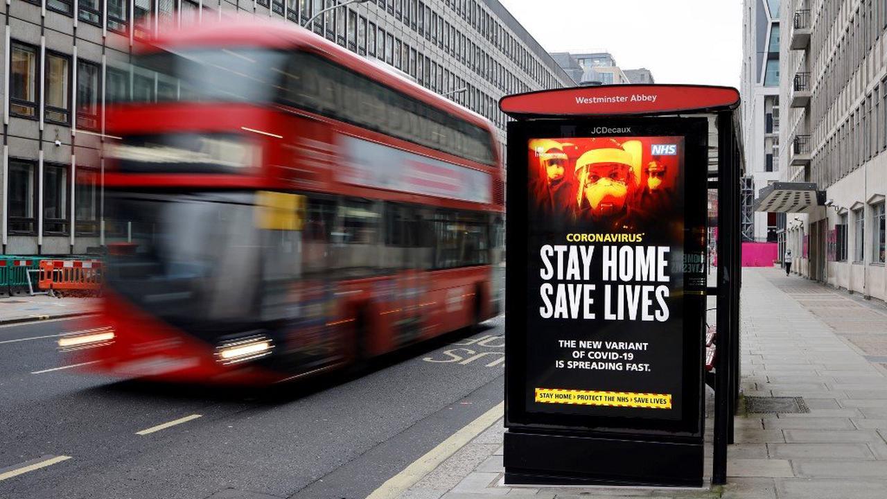 London on lockdown: A look at how coronavirus shut down the capital