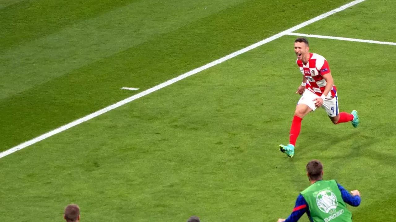Watch Euro 2020: Croatia add a third against Scotland with an Ivan Perisic header
