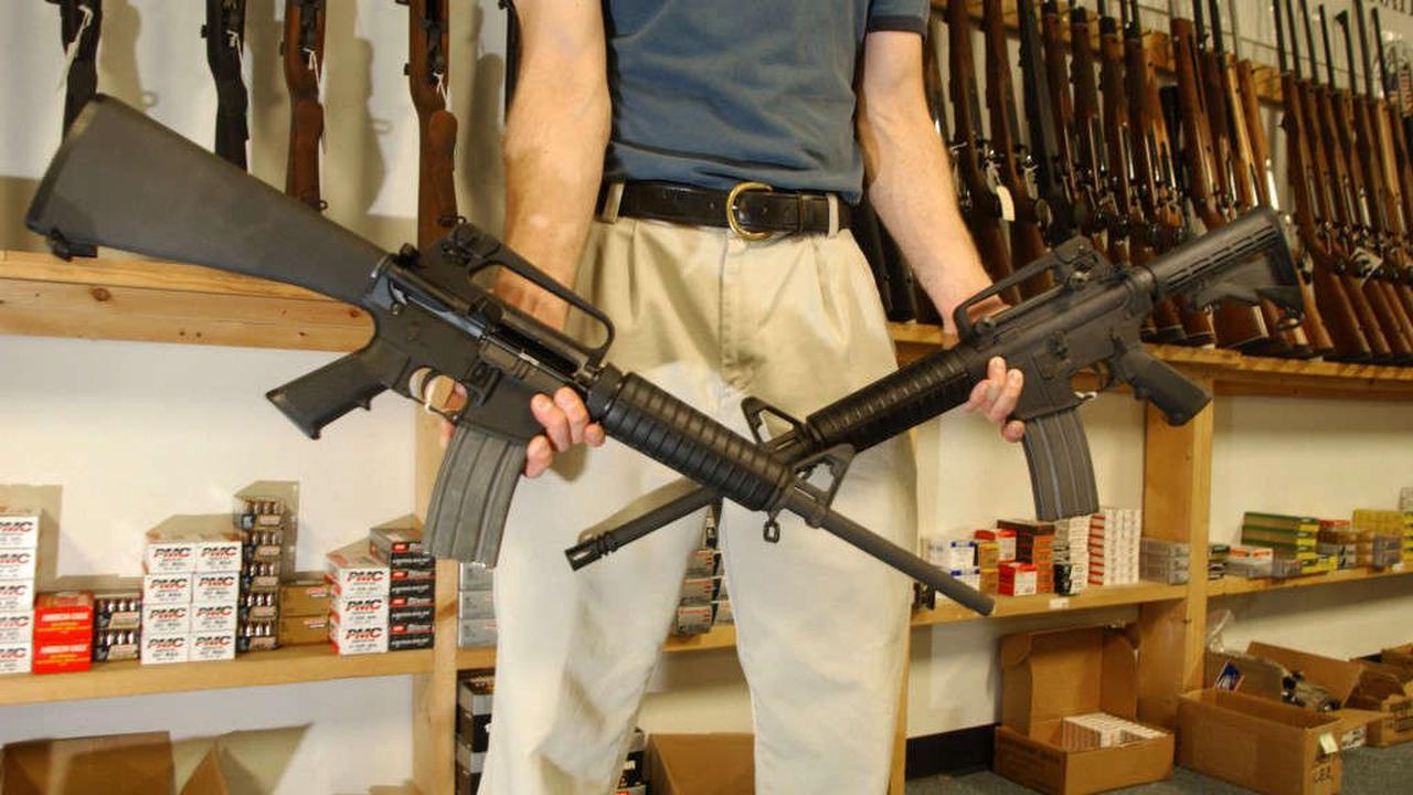 Federal Appeals Court Grants Stay On Lifting California's Assault Weapon Ban