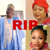 Tragedy As Man Dies Alongside His Wife And Daughter In A Fatal Accident Along Kaduna-Abuja Road.