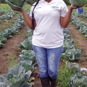 Meet A Young Woman Who Left Her Job To Do Farming
