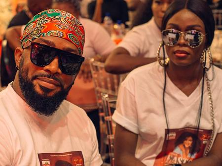 Lovely Photos Of Frederick Leonard, Jackie Appiah, Mama G, Others Who Graced Nkoli's Easter Carnival