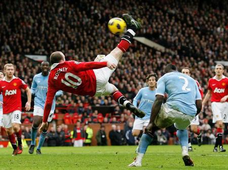 Flashback: 3 Wayne Rooney's Goals That We Will Never Forget