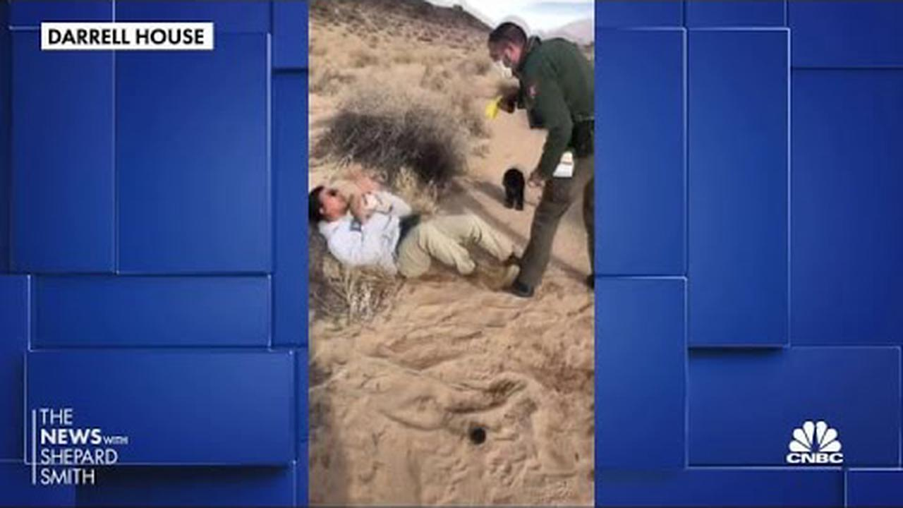 Distrubing Video — Native American man tazed by NM park ranger for walking off trail…