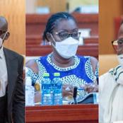 Full Report:Reasons Why Minority MPs Dismissed 3, Conceded 5 of Akufo-Addo's Clerical Chosen Persons