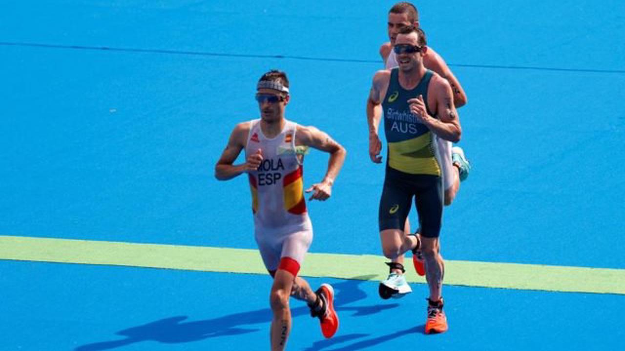 Mola (10.) klickt im olympischen Triathlon