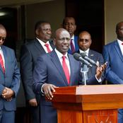 William Ruto and The Deep State Politics