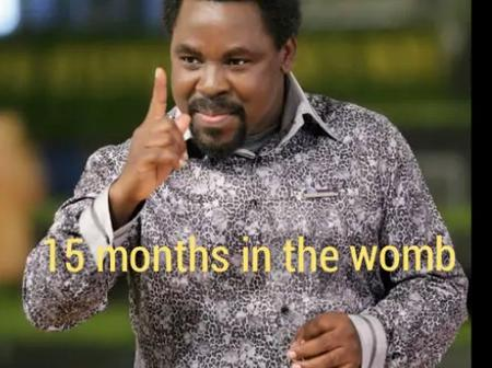 Meet The Woman That Gave Birth To TB Joshua After 15 Months Of Pregnancy
