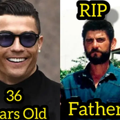 16 years after Ronaldo's dad died of liver failure, see his wife who almost aborted the superstar