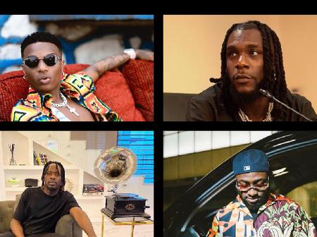 Wizkid Tops Spotify With 3.5 Billion Music Streams Check Where Burna Boy & Davido Fall On The List