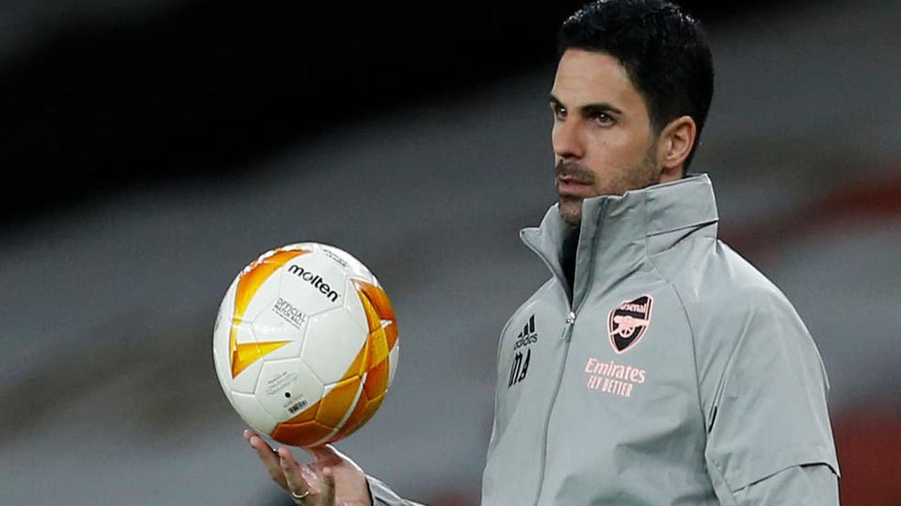 Arsenal only have themselves to blame for conceding late Slavia Prague equaliser, says Mikel Arteta