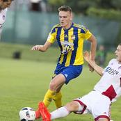 Chiefs Signs A Talented Winger From Slovakia