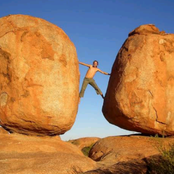 These Stones Have Been Like This For Ages, This Is Why They Are Called Devil's Marbles