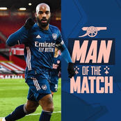 SHE 0-3 ARS: Arsenal Star Wins 'Man Of The Match'