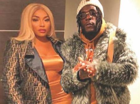 Who Is Burns Boy's Side Chick, Stefflon don Or Jo Pearl?