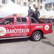 Amotekun Arrests Suspected Ram Thief In Osogbo