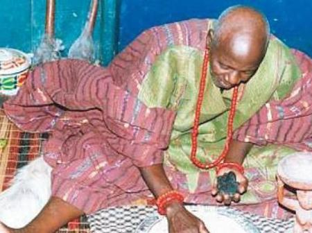 Meet Wande Abimbola, A Renowned Ifa Priest Who Was Hated For Refusing To 'Steal' Public Funds