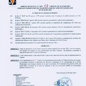 Élections législatives du 6 mars  : le maire de Bouaké ferme tous  les marchés. Voici les raisons